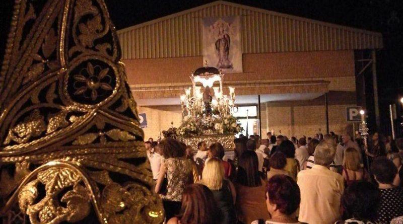 Virgen de los Ángeles Alcolea