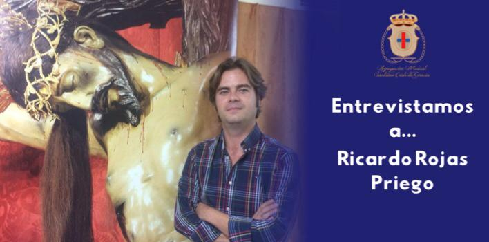 Entrevista a Ricardo Rojas Priego   Hermano Mayor de la Hermandad del Cristo de Gracia
