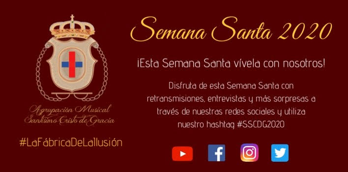 #SSCDG 2020 | ¡Una semana diferente y especial!