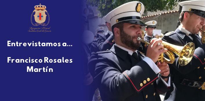 Entrevista Francisco José Rosales Martin