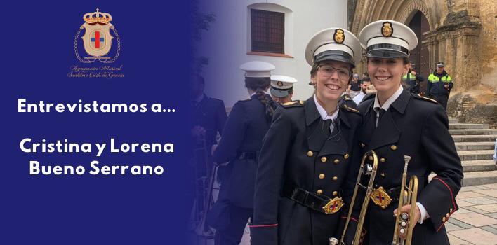 Entrevista Lorena y Cristina Bueno