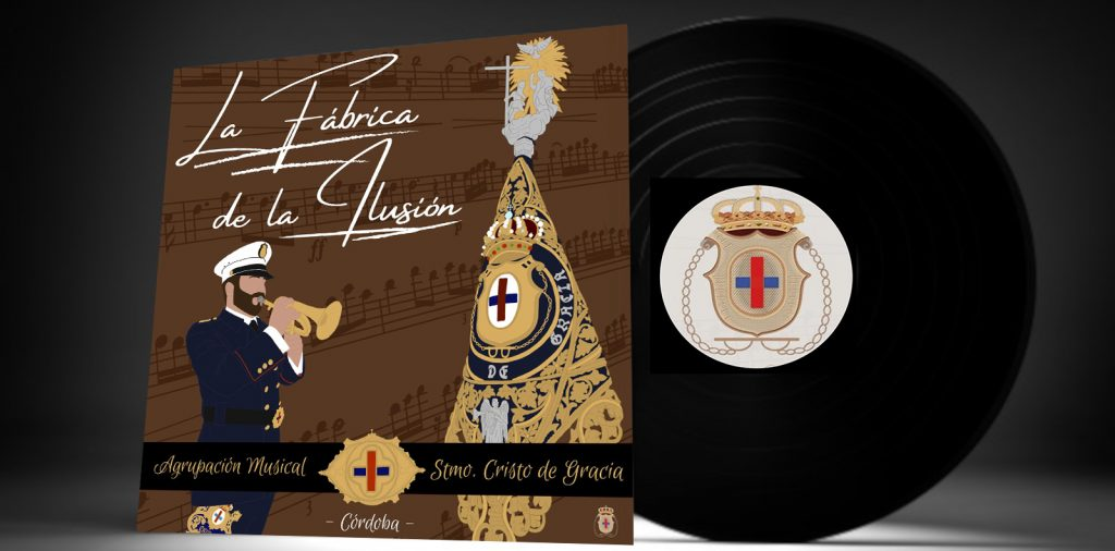 """Portada CD Virtual - """"La Fábrica de la Ilusión"""""""
